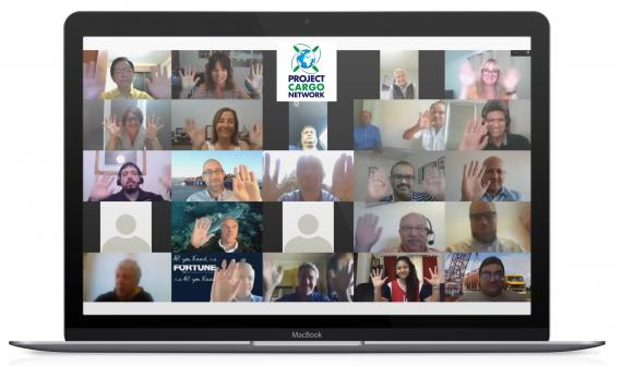 PCN Held our 5th Zoom Meeting Today with 2 Guest Speakers