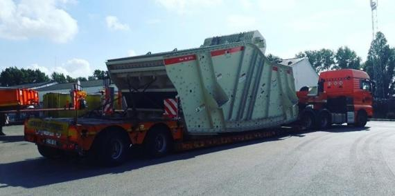 KGE Baltic are Focused on Heavy & Abnormal Project Cargo