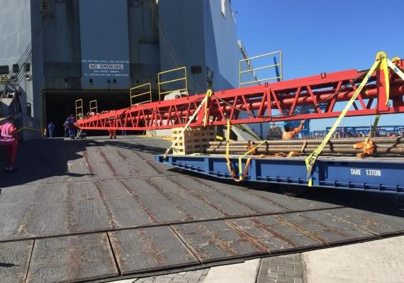 Polaris Completes Shipping of Burner Booms