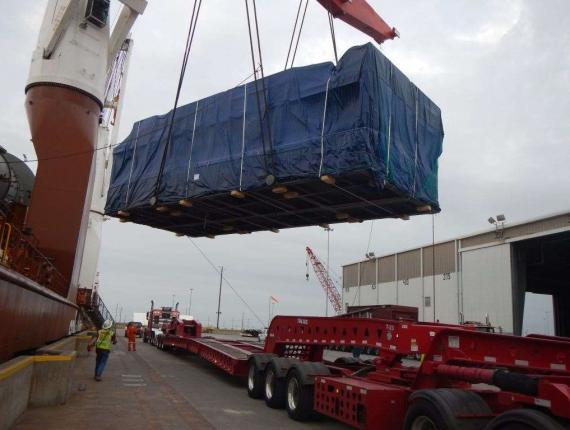 C.H. Robinson Provides Innovative Solutions to Keep the Project Moving
