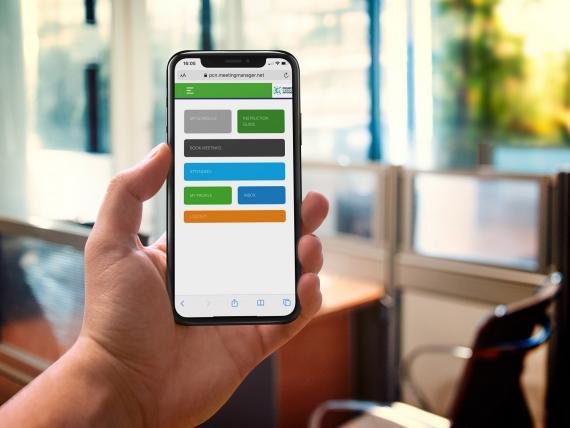 PCN Launch Bespoke Virtual 1-2-1 Booking System