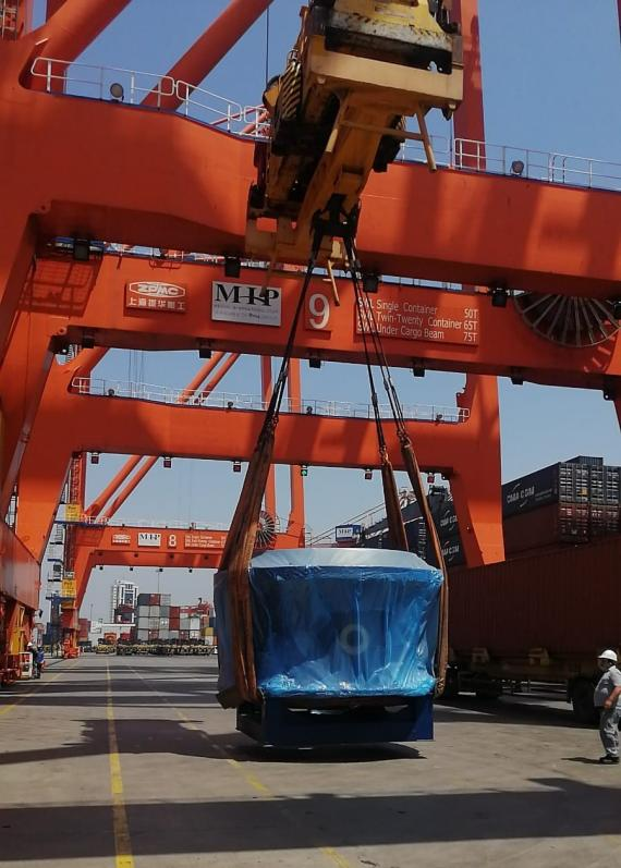 BATI Completes Raptor Mainframe Shipment to Australia