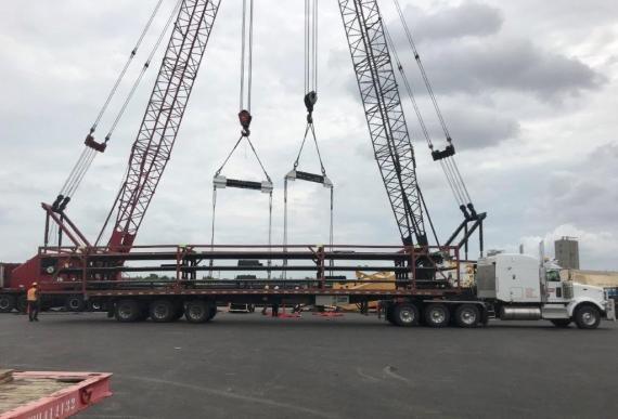 C.H. Robinson Helps Transport 800cbm from Europe to Canada