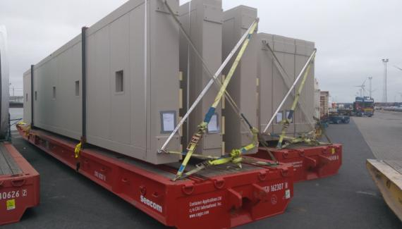 M-Star Projects Manage Exceptional Loads of Hangar Doors