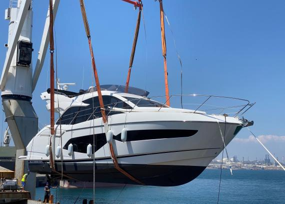 The Sun Shines while BATI Delivers a Sunseeker!