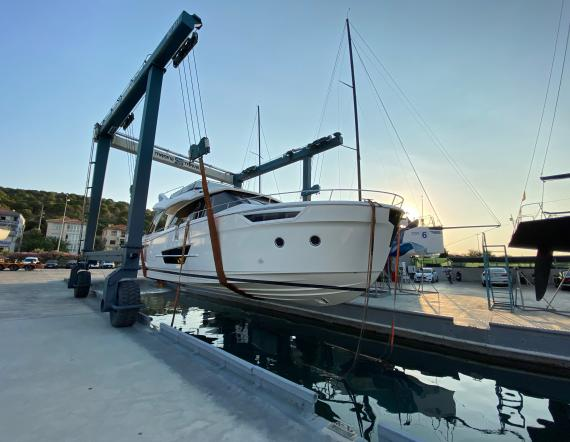 BATI's Expert Yacht Team Continue to Deliver