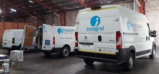 Integral Chile Presents their National Transportation Service