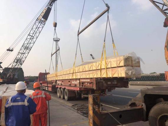 A Unique Understanding in Jordan & Iraq at Logistics Terminals Freight Services