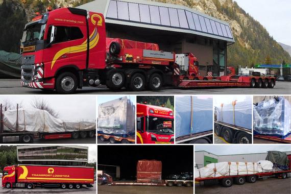 Transport Logistica Provide Customised Solutions for Heavier, Wider, Higher or Longer Needs!