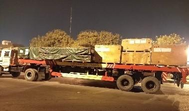 Star Shipping Pakistan Delivers OOG Cargo for Hydro Project