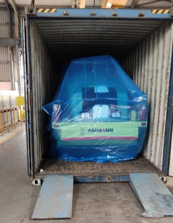 Polaris Handles Time-Sensitive Shipment of Soil Compactors