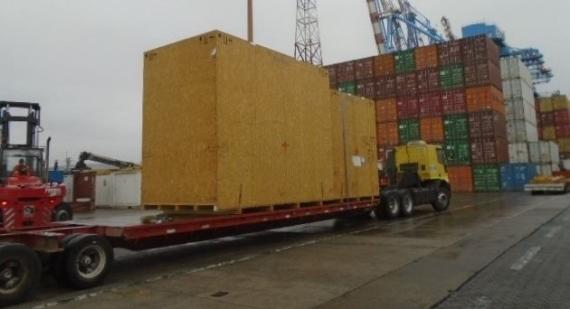Consistently Reliable Services from LogPar in Chile