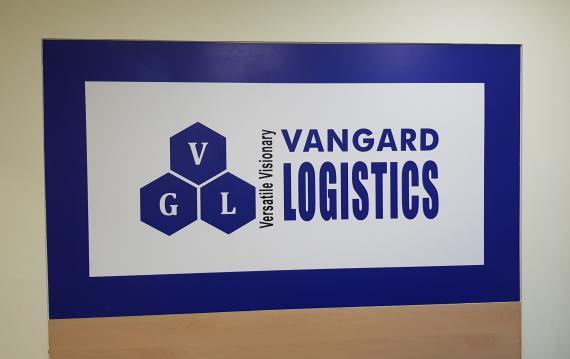 Vangard Logistics Receive Appreciation for Prestigious Project