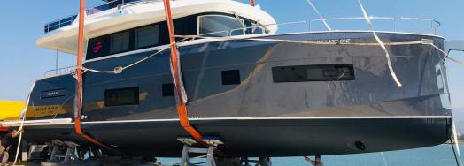 BATI Moves Another Yacht from Turkey to Croatia