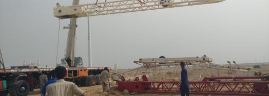 Star Shipping Reports Haulage of 650tn Mechanical Crane