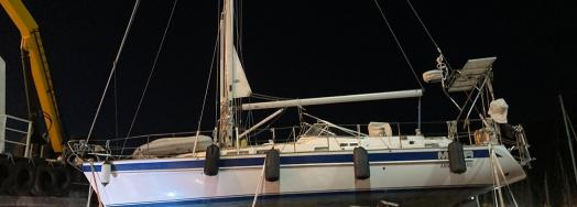 BATI in Turkey Ship Yacht Back to its Owner in the USA
